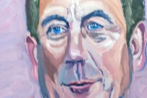 George W. Bush portrait of ex-Speaker Boehner to hang in House