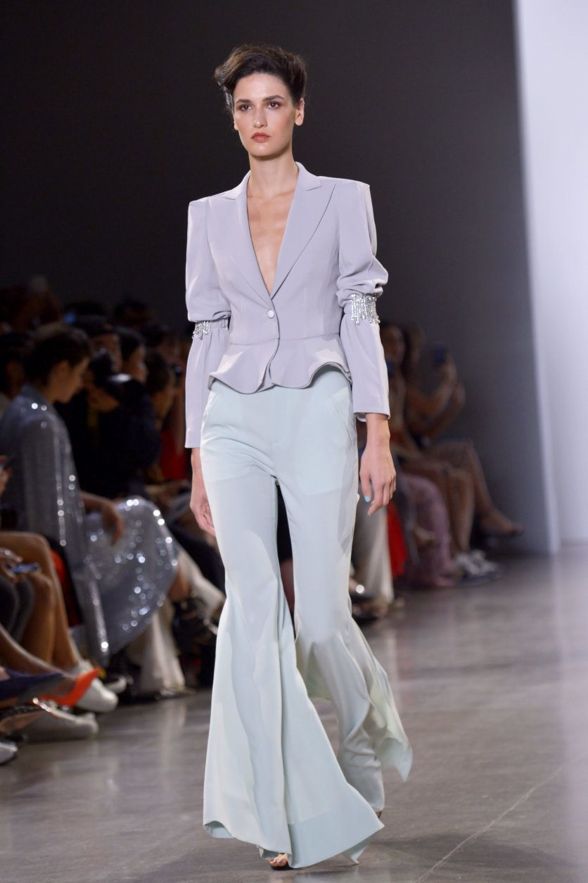 The latest looks from Shanghai-based designer Taoray Wang, one of the growing number of Chinese designers.