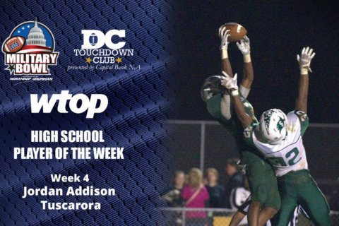 Jordan Addison pulls down game-winning catch, Player of the Week