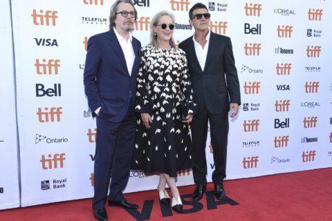Toronto Film Fest pays tribute to Streep, Phoenix