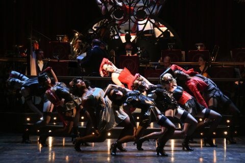 Q&A: 'Cabaret' transforms Olney Theatre Center into Kit Kat Klub