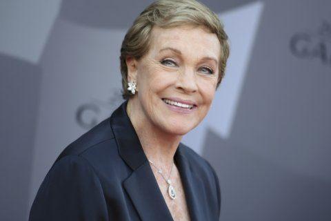 Julie Andrews to receive American Film Institute honor