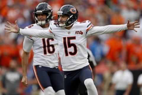 Eddy 'Money' Piñeiro is the toast of NFL's kicker fraternity