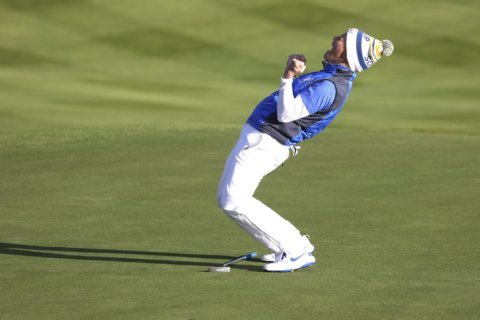 Pettersen putt wins Solheim Cup for Europe