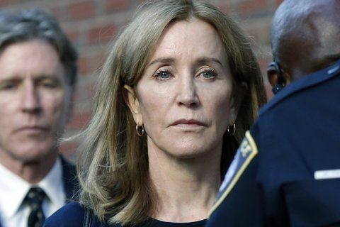My Take: Felicity Huffman really learned her lesson the hard way