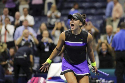 Andreescu ready to take 6-month streak to US Open final