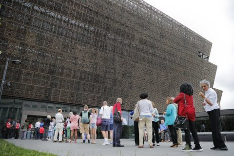 No passes needed to visit African American history museum on weekdays