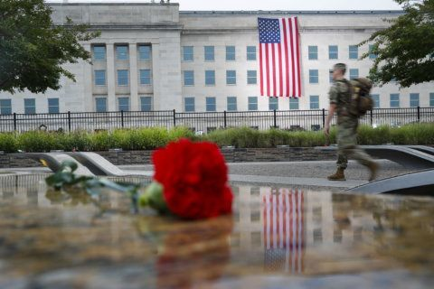 Arlington, Alexandria hold public Sept. 11 ceremonies