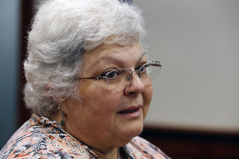 Susan Bro, mother of Heather Heye