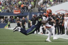 <p><b><i>Bengals 20</i></b><br /> <b><i>Seahawks 21</i></b></p> <p>Even if getting the most out of John Ross is the only thing Zac Taylor does in Cincinnati, the Bengals will be a fun team to watch, but definitely still bound to lose more games than they win.</p> <p>And even if opening things up for his new teammates is all Jadeveon Clowney does in Seattle, the Seahawks will be a fun team to watch — bound to win more games than they lose.</p>