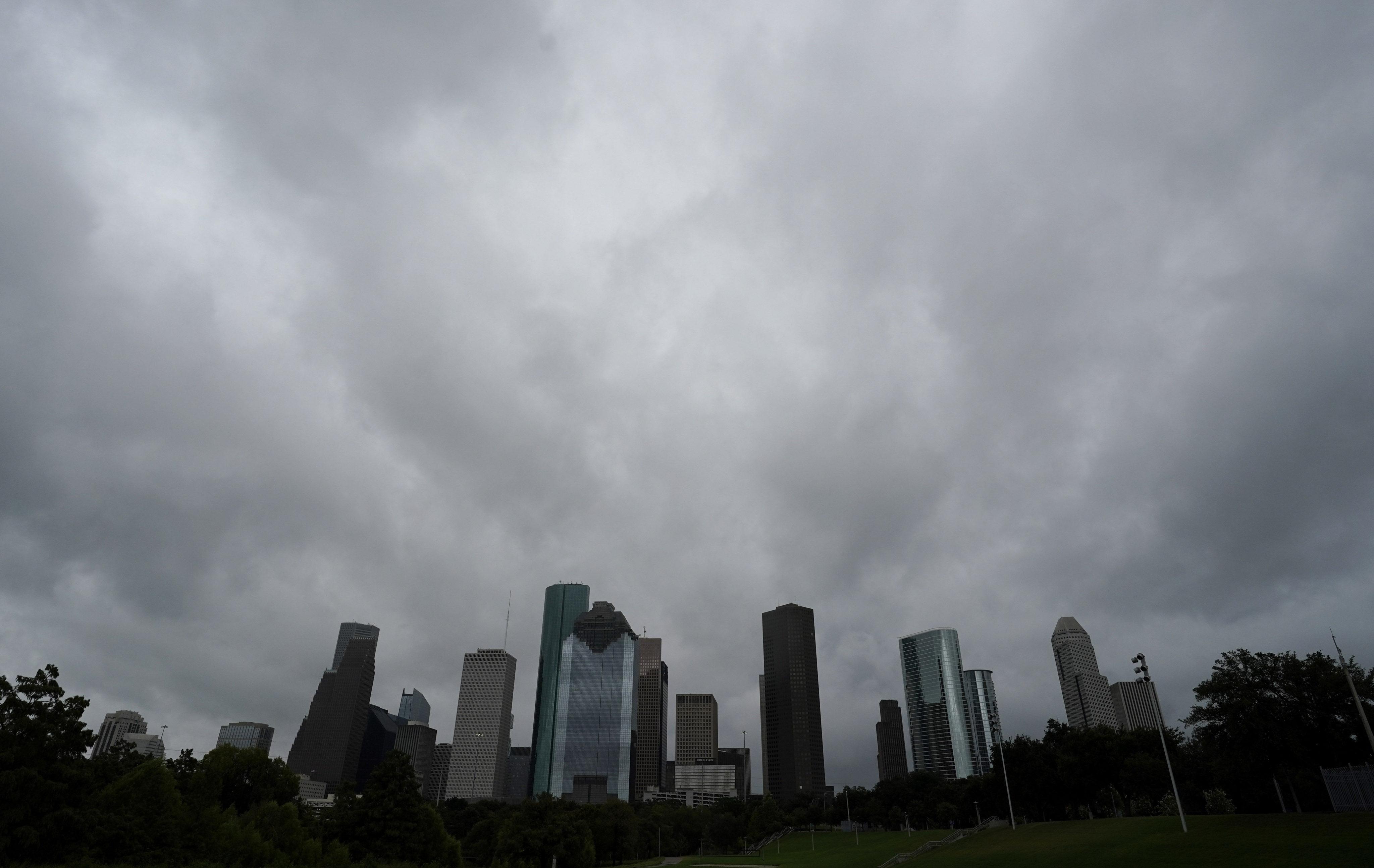 The Latest: Jerry, Lorena, Mario to become hurricanes thumbnail