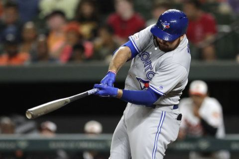 Tellez hits two solo HRs as Blue Jays beat Orioles 3-2