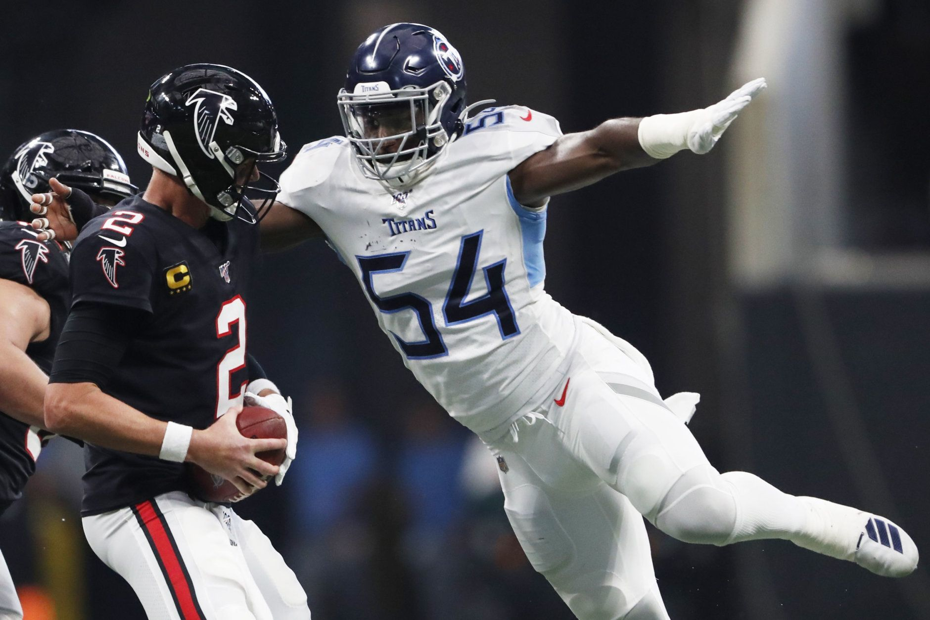 """<p><b><i>Titans 24</i></b><br /> <b><i>Falcons 10</i></b></p> <p>Man, Atlanta&#8217;s ruining my <a href=""""https://wtop.com/gallery/nfl/2019-nfl-playoff-predictions/"""">NFL Preview</a> …</p>"""