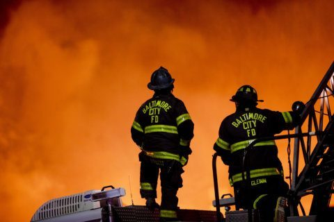 Baltimore fire union says new policy endangers responders