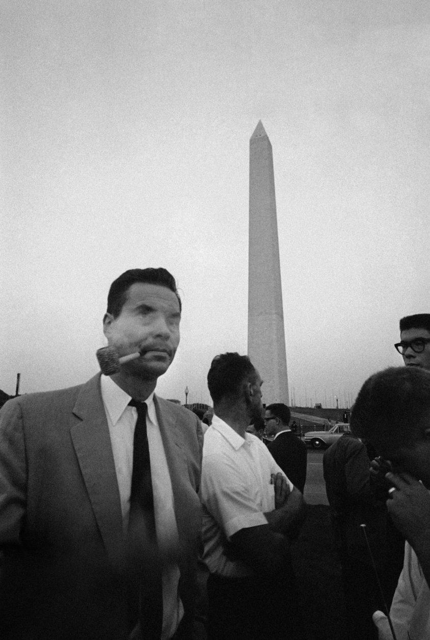 <p>Political statements of all kinds have been made around the monument, including from civil rights leaders, American Nazi Party members, segregationists, anti-abortion activists, pro-abortion activists, people against World Bank and IMF policies, and so much more.</p>