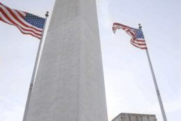 <p>It used to be much easier to get close to the Washington Monument — maybe too close.</p>