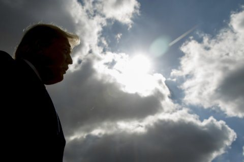 AP-NORC poll: 64% disapprove of Trump's climate change views
