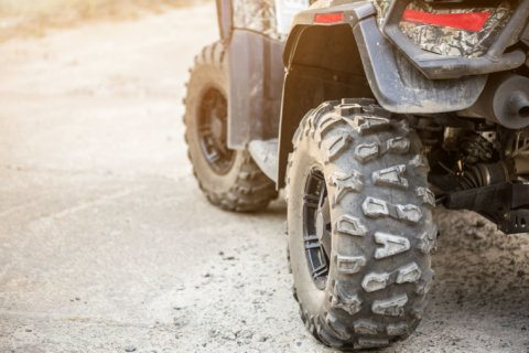 Police: 8-year-old dies after ATV flips over in Prince George's County