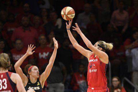 Mystics' versatile forward Elena Delle Donne named WNBA MVP