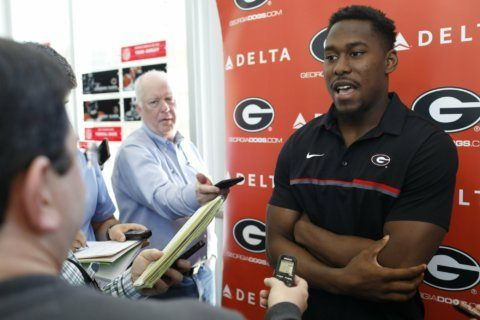 All-America Watch: Georgia's JR Reed relies on home lessons