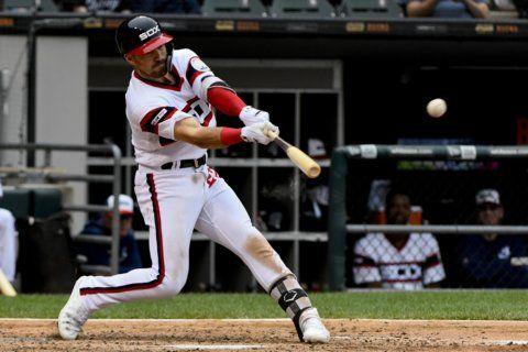 Abreu, Mendick homer as White Sox beat Angels 5-1