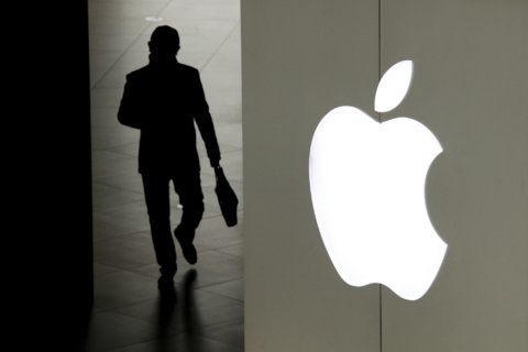 The Latest: Analyst calls Apple TV Plus price 'show stopper'