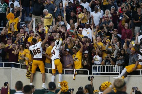 AP Top 25: Cal, Arizona St move in to give Pac-12 6 ranked