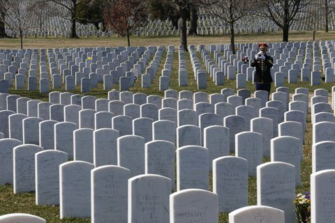 Arlington Co. board approves Arlington National Cemetery expansion