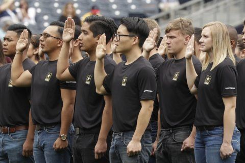APNewsBreak: Army revamps recruiting, hits enlistment goal