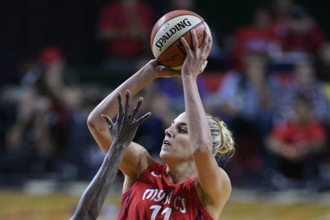 Delle Donne earns AP player of the year; Collier top rookie