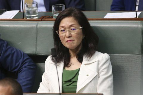 Chinese-born Australian lawmaker under fire over past links