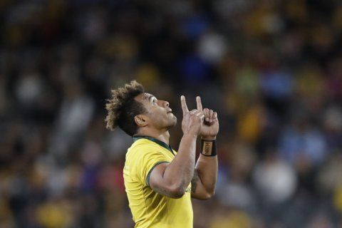 Wallabies embracing adversity for Rugby World Cup campaign