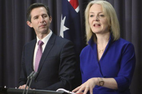 UK envoy tips trade deal with Australia months after Brexit