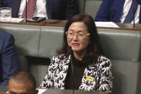 Chinese-born Australian lawmaker fights election challenge