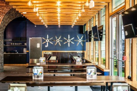 Bronson Bierhall opens this week in Ballston