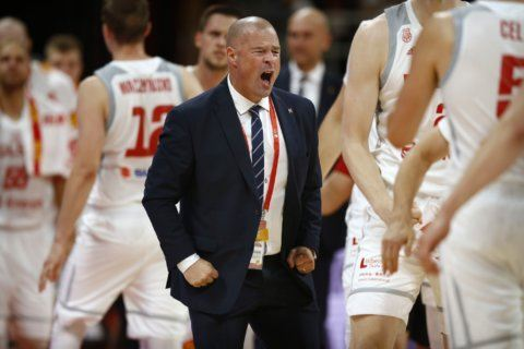 American coach Mike Taylor: From Pennsylvania to Poland