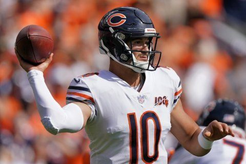 Bears' struggling offense facing Redskins' shoddy defense