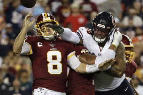 Redskins keep finding different ways to lose