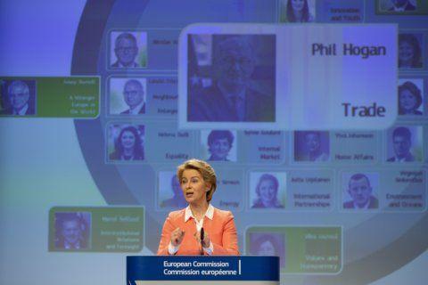 Irishman set to lead EU future trade talks with UK, US