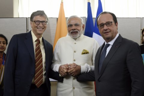 Bill Gates to honor India's Modi despite Kashmir concerns