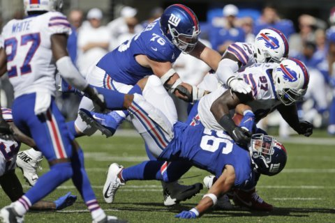 Giants fading fast yet again. How soon until Jones starts?
