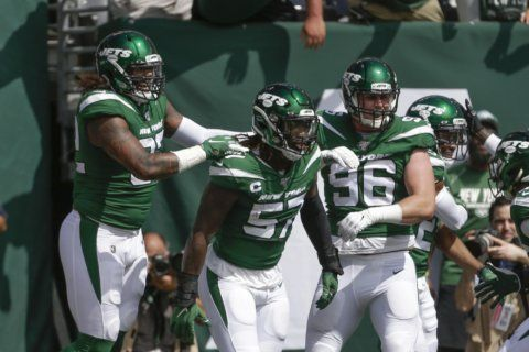 Jets LB C.J. Mosley, DL Quinnen Williams out vs. Browns