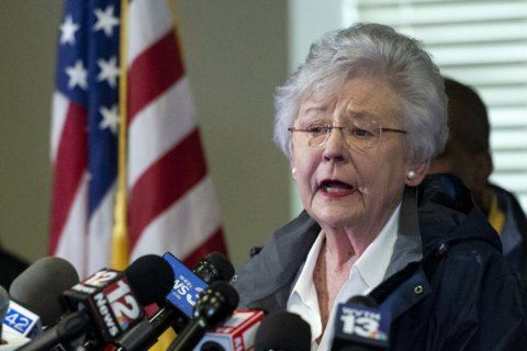 Alabama Gov. Kay Ivey says she is being treated for cancer