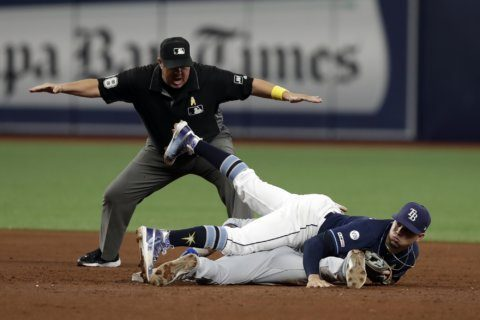 Rays beat Blue Jays 5-3, win for 9th time in 10 games
