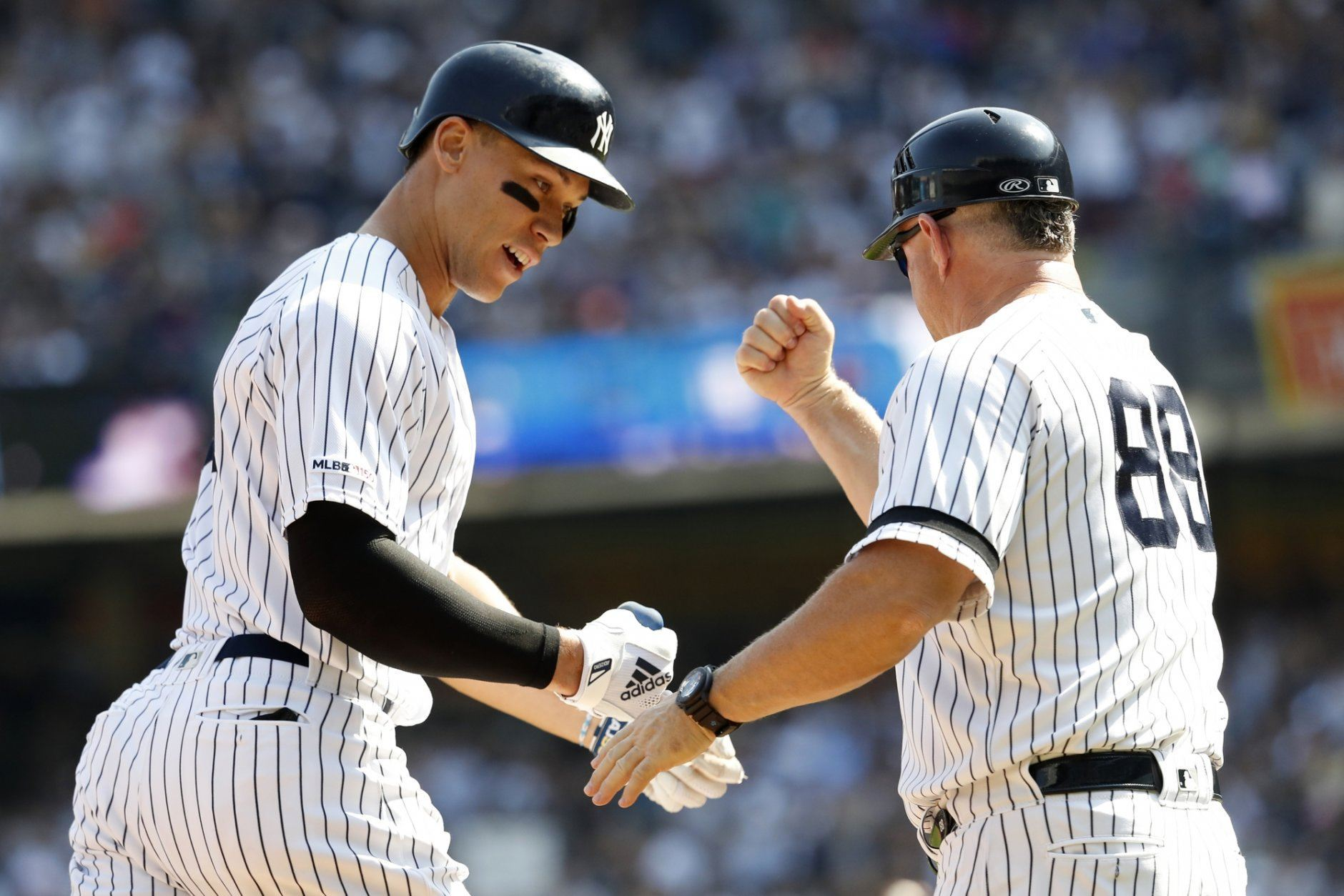 <p><strong>Who They Are</strong></p> <p>New York Yankees (103-59), AL East Champions</p> <p><strong>Why They're Fun</strong></p> <p>They're not (just kidding). If you find yourself struggling to find a reason to find the Yankees compelling, consider they have been so banged up this year that the top three home run hitters on a team with Aaron Judge and Giancarlo Stanton were 22-year-old middle infielder Gleyber Torres, catcher Gary Sanchez, and 35-year-old outfielder Brett Gardner.</p> <p><strong>A Guy to Know</strong></p> <p>Even though he won a batting title in Colorado, D.J. LeMahieu's been no more than an average big league hitter (career OPS+ of 92 through 2018) before breaking out in the Bronx. He's brought some stability to the lineup as one of just a dozen big leaguers this year with 100 runs and 100 RBI, and the highest batting average (.327) of that group, while playing all over the infield, posting a six-WAR campaign.</p> <p><strong>Potential Difference-maker</strong></p> <p>Giancarlo Stanton. The 2017 NL MVP spent two long stretches on the injured list this year and only made it back for nine September games, in which he slashed .286/.382/.571 with a couple home runs. If the Yankees are able to inject a healthy Stanton back into the lineup, that might just be what they need to help cover for their biggest deficiency.</p> <p><strong>Potential Downfall</strong></p> <p>Starting pitching. The Yanks have a single starter with an ERA under 4.00 (James Paxton, 3.82) and will be without 18-game winner Domingo German, who is serving a suspension for an alleged domestic violence incident. That leaves Masahiro Tanaka (5.26 ERA since All-Star break), J.A. Happ (34 home runs allowed, fifth in AL), and recently-returned Luis Severino as options to try to keep them in the game before the bullpen can take over.</p>