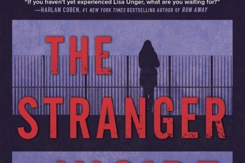 Lisa Unger's 'The Stranger Inside' is psychological thriller