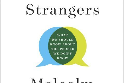 Gladwell returns with science, stories about strangers