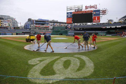 Scherzer, Nats open MLB playoffs vs. Brewers
