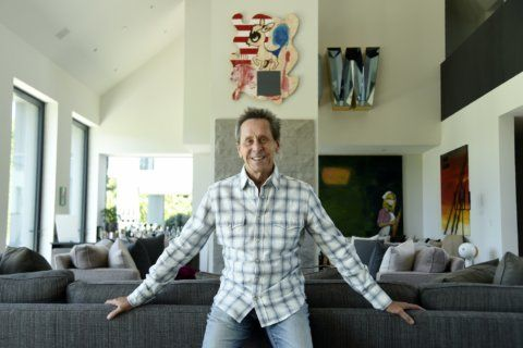 Producer Brian Grazer traces his success in 'Face to Face'
