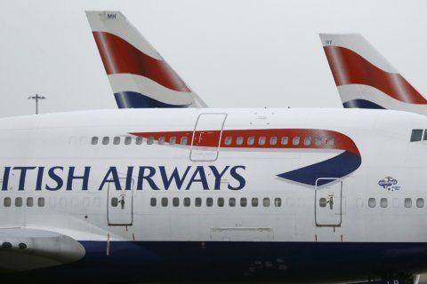 British Airways grounds nearly all flights as pilots strike